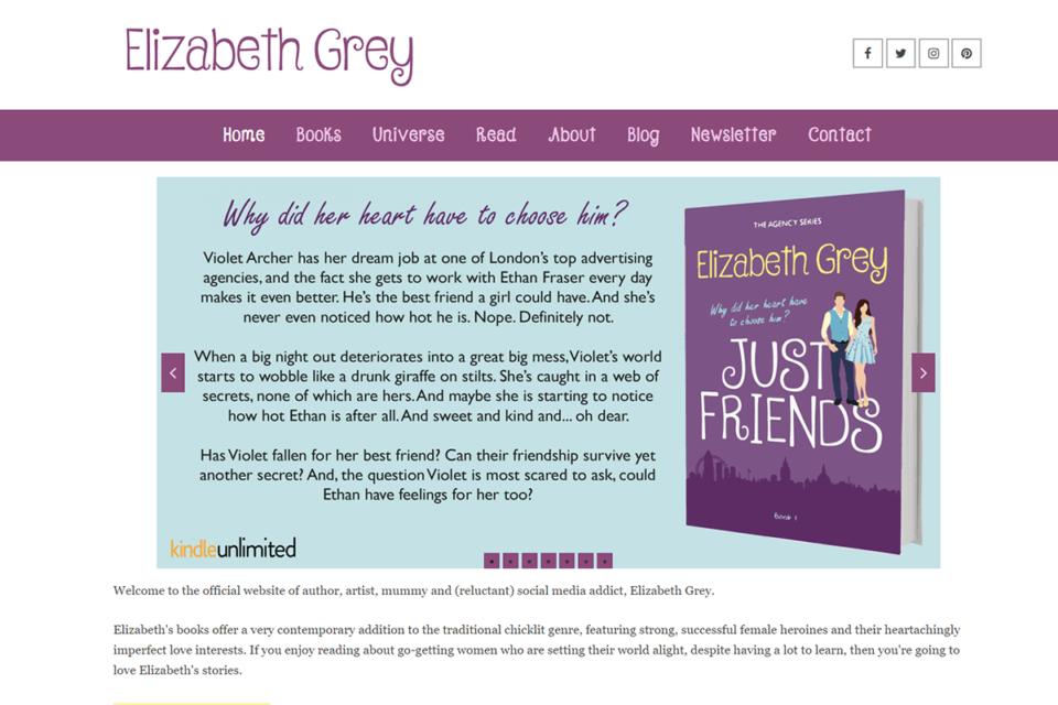elizabeth grey screenie 2019