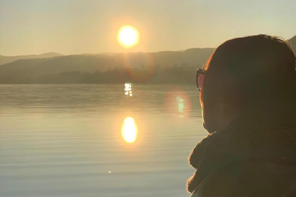 ullswater sunset marie
